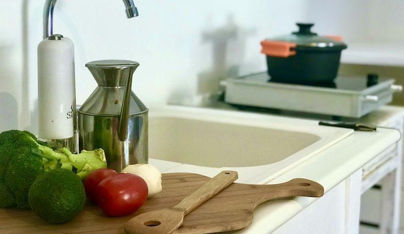 gekko kitchen detail